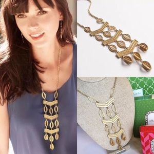 Stella & Dot Kimberly Necklace in Gold - RETIRED